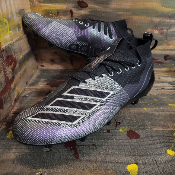 Men adidas athletic shoes size 12.5 new